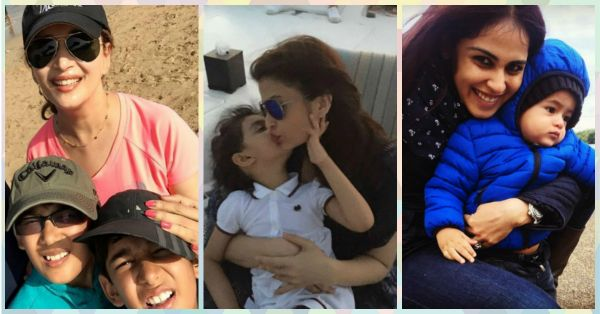 The Most Adorable Pics Of Our FAV Celebs... With Their Kids!