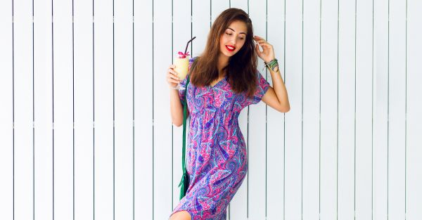 8 Pretty Kurtas You Can Even Style As A Dress! (So. Much. Win!)