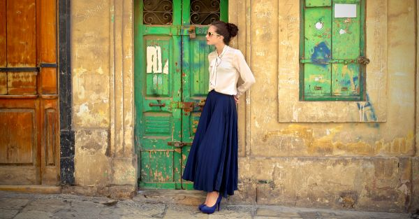 Top Tips For Styling A Maxi Skirts For *Your* Figure!