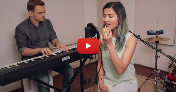 This Beautiful Adele & Jashn E Bahara Cover Is Our New FAV!