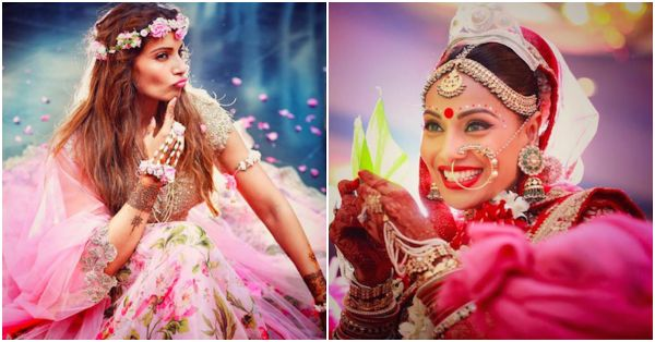 Steal Bipasha's Makeup Looks For Your Wedding! Here's How...