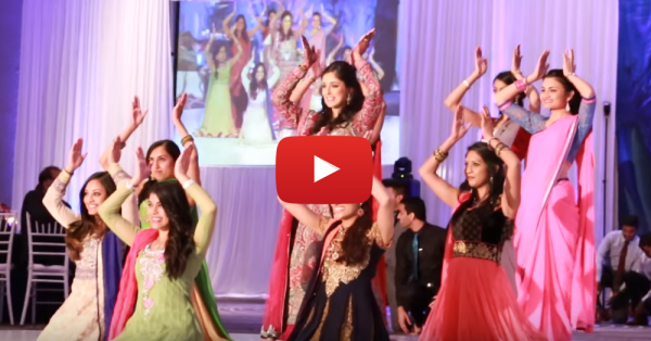 This Awesome Sangeet Performance Puts Bollywood To Shame!