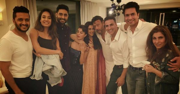 These Celebs Gatecrashed Asin's Delhi Home & Had TOO Much Fun!