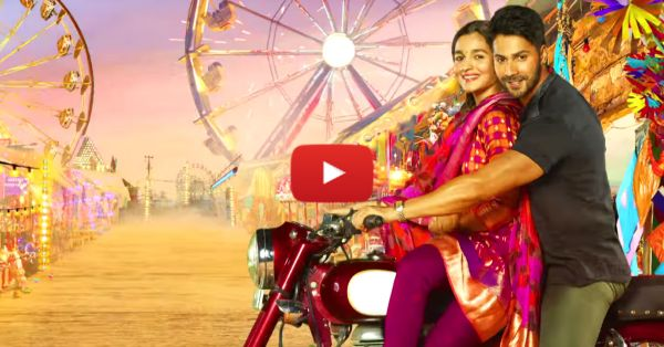 Alia & Varun Return With Badrinath Ki Dulhania & It's SO Cute!!