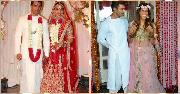 #CelebShaadi: Bipasha & Karan's Adorable Wedding!