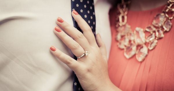 Things To Keep In Mind When Choosing Your Engagement Ring!