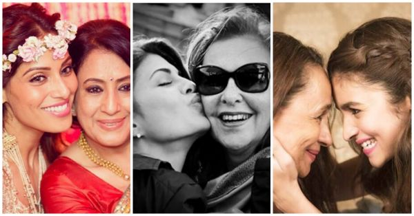 The Most ADORABLE Pics Of Our Fav Celebs - With Their Moms!