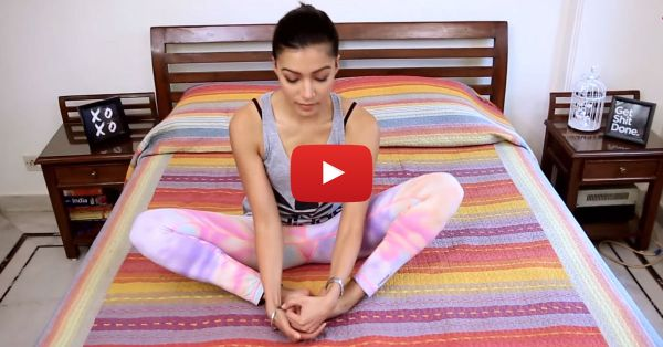 The 5-Minute Exercise Routine You Can Even Do In Bed!