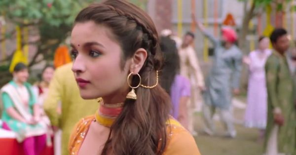 7 Hairstyles That Look Surprisingly Good With Indian Wear!!