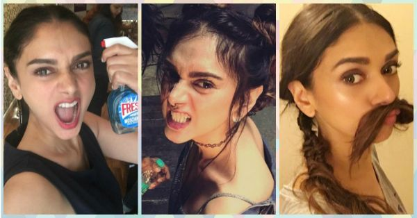 6 Pictures Of Aditi Rao Hydari That Are Just SO Adorable!