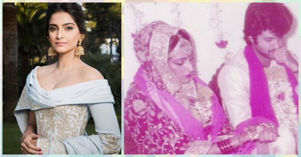 #Aww: Sonam Kapoor Has The Sweetest Message For Her Parents!