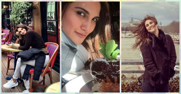 Vaani Kapoor's Having TOO Much Fun Shooting Befikre In Paris!