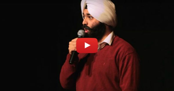 The Problem With Dating? Vikramjit Singh Has The Funniest Answer