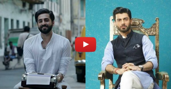 Ayushmann In Meri Pyaari Bindu Is As Hot As... Fawad Khan!!