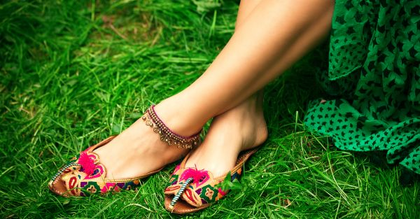 Pretty Shoes You Can Pair With ALL Your Indian Outfits!