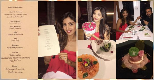 #Aww: Raj Kundra Did The Sweetest Thing For Shilpa's Birthday!!