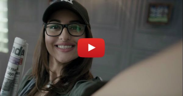 Sonakshi Sinha As Noor - EVERY Girl Will Relate To This!