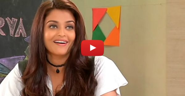 """And THAT Is My College Story!"" - Aishwarya Rai Looks Back!"