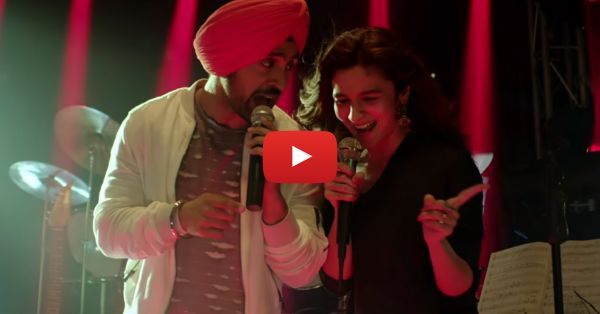 Alia & Diljit Sing 'Ikk Kudi' Together... And It's Magical!