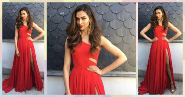 Deepika Padukone's IIFA 2016 Outfit Will Make You Go... WOW!!