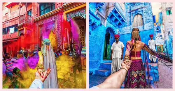 The #FollowMeTo Couple's Latest India Pictures Are SO Gorgeous!