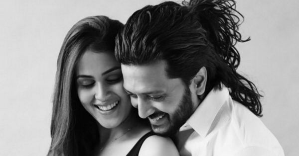 Genelia & Riteish's New Baby Announcement Is Just The CUTEST!