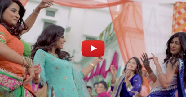 This New English-Punjabi Song Is The ULTIMATE Sangeet Number!