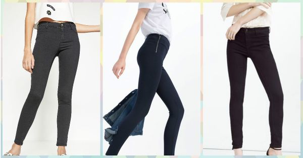 Zara Has SIX Types Of Jeggings - Which Ones Are Right For You?!