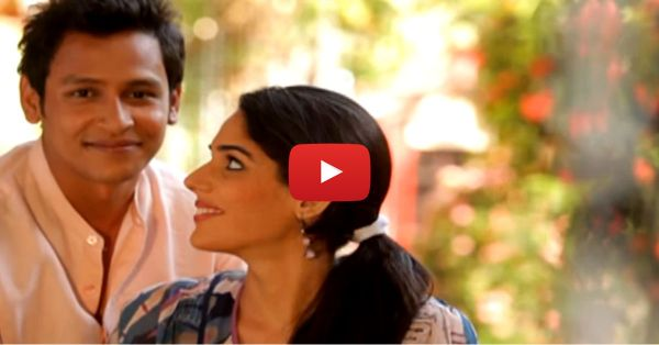 They Turned Their Love Story Into An ADORABLE Wedding Invite!