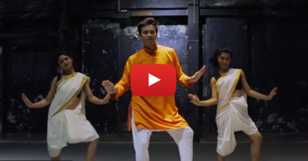 """Learn Amazing Moves To """"Lean On"""" For The Sangeet: Step By Step!"""