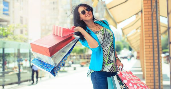 10 Reasons Why Shopping Is Better Than A Boyfriend!