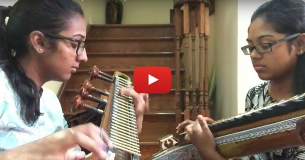 "These 2 Indian Girls Playing Sia's ""Cheap Thrills"" Is AMAZING!"