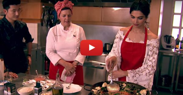 """I Sat On The Eggs!"" Deepika's Cooking Video Is Just SO Cute!"