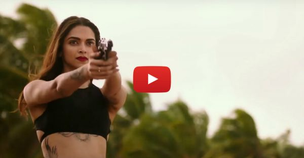 Deepika Is Hot, Hot, HOT In xXx: The Return Of Xander Cage!