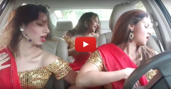 #DhakDhak: These 3 Girls Got The Full Madhuri Swag!