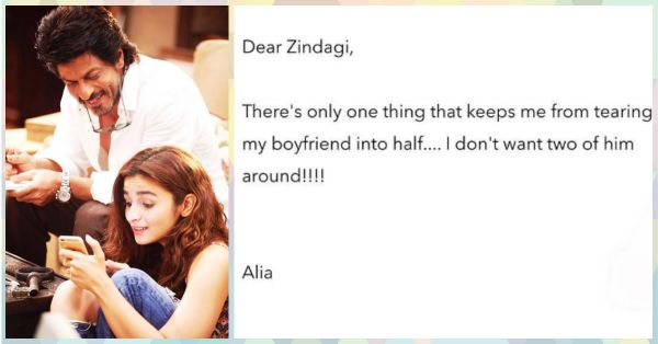 Alia & SRK's ADORABLE Letters To Each Other - This Is SO Cute!