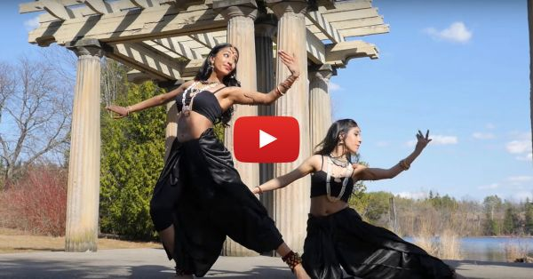 "These Two Girls Dancing On ""Taal Se Taal"" Will Make You Go WOW!!"