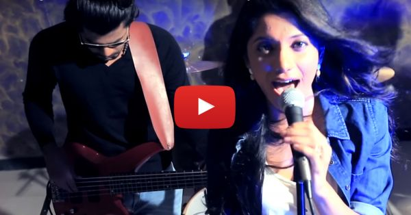 "This Medley Of ""Pehli Baar"" & Maroon 5's ""Sugar"" Is So AWESOME!"