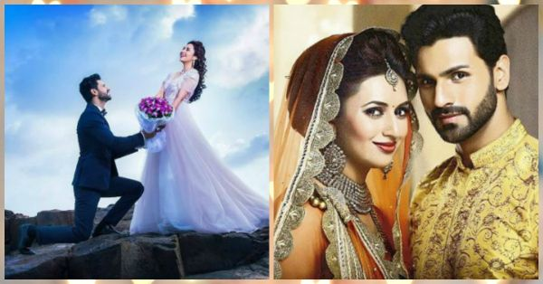 Divyanka Tripathi & Vivek Dahiya's Pre-Wedding Shoot Is MAGICAL!