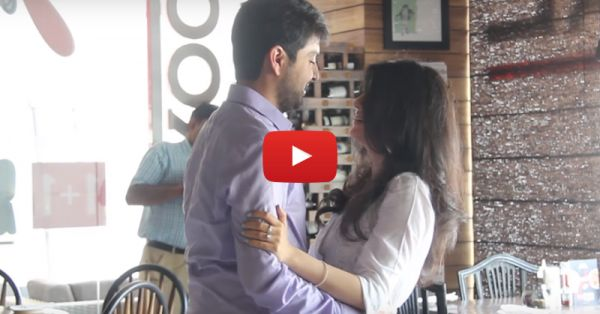 This Guy Planned A Simple, Sweet Proposal… And It's ADORABLE!