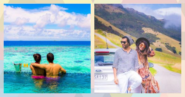 This Couple's AMAZING Travel Pictures Is... Life Goals!!