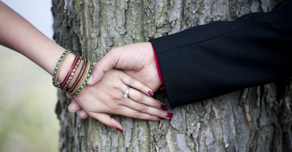 #MyStory: Our Love Story Started At A Family Wedding!