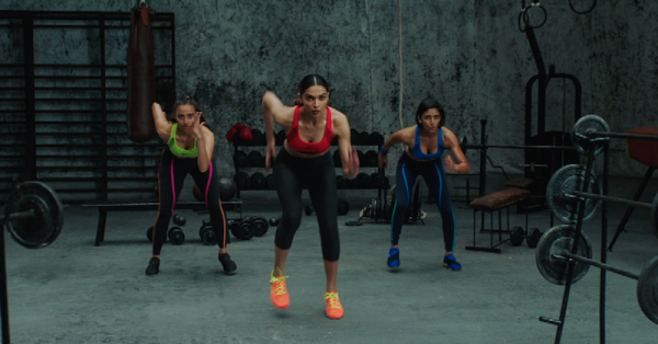 10 Athletes & Deepika In 1 FIERCE Video - This Is A Must Watch!