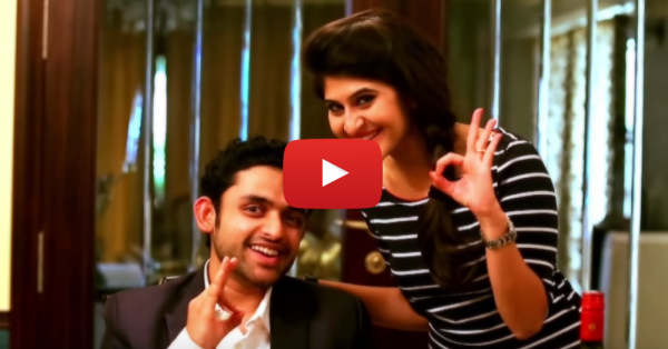 This Super-Fun Couple's Save The Date Video Is Just… TOO Cute!