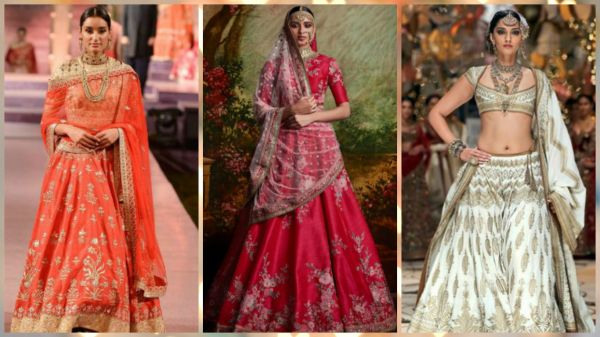8 Amazing New Lehenga Colours For The Contemporary Bride!