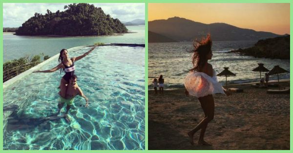 If Only Our Long Weekend Was As Awesome As Lisa Haydon's Vacay!