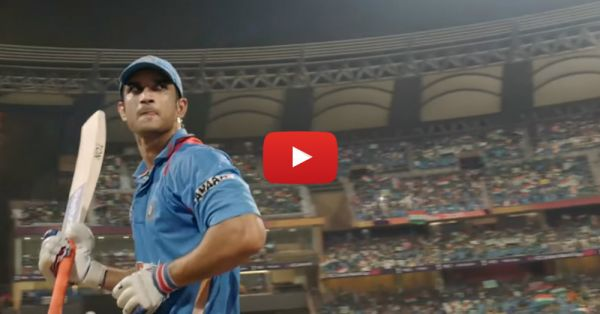 "The ""M.S. Dhoni"" Trailer Will Make You Fall In Love With Sushant"