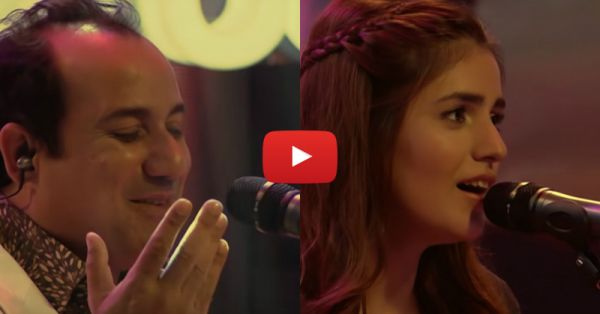 "Rahat Fateh Ali Khan Sings ""Afreen Afreen"" & It's MAGICAL!"