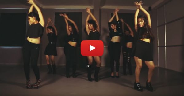 "These Indian Girls Dancing To ""Toxic"" Is Just AMAZING!"