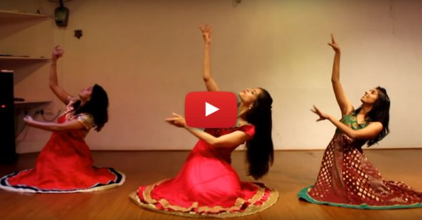 "An AMAZING ""Deewani Mastani"" Choreography For Your BFF's Sangeet"